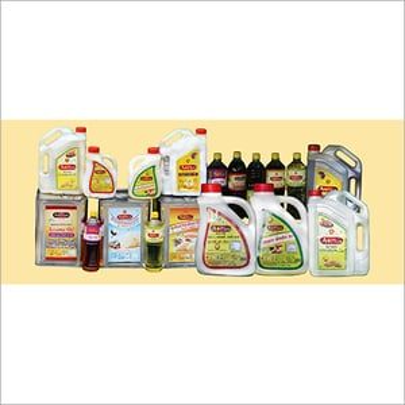 Edible Cooking Oils