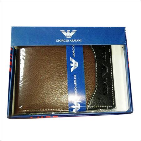 Fancy Leather wallet