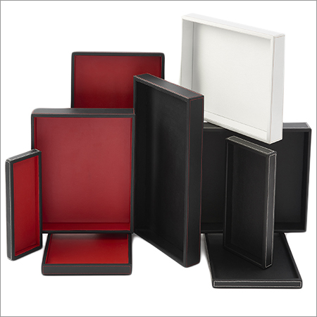 Leather Trays for Hotels & Offices