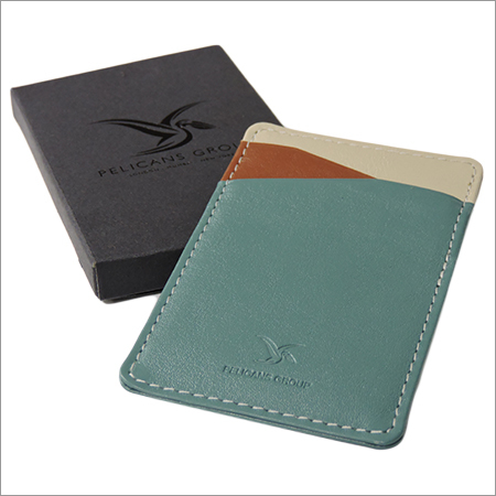 Card Holder With Presentation Box Women's