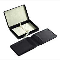 Card Holder With Presentation Box