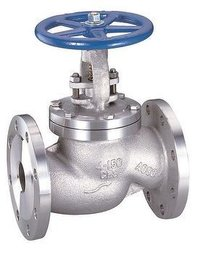 Cast Iron ND 40 Globe Valve