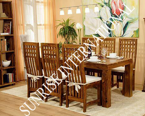 Wooden Dinning Room Set