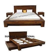 Designer Wooden Beds