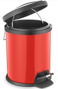 Steel Dustbin with Lid