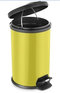 Perforated Dustbin With Lid