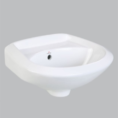 Wash Basin-Wall Mounted