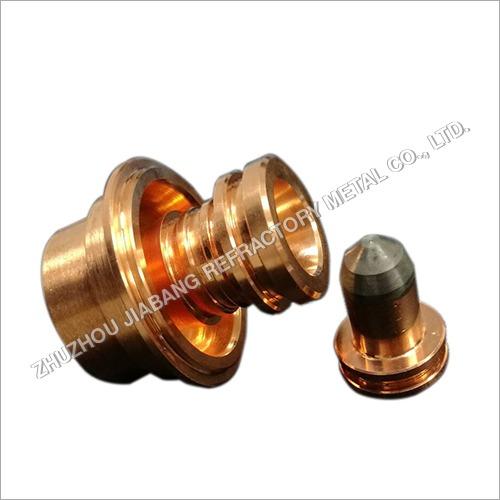 Tungsten Copper Spray Electrode