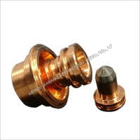 Tungsten Copper Spray Electrode