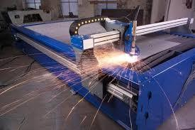 cnc plasma cutting machine  services