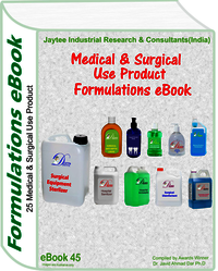 Medical &Surgical Manufacturing Formulations eBook (eBook45)