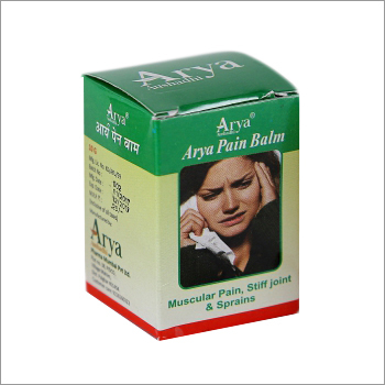 Arya Pain Balm (Green)