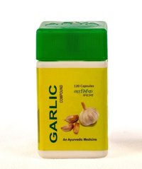 Garlic Compound Capsules