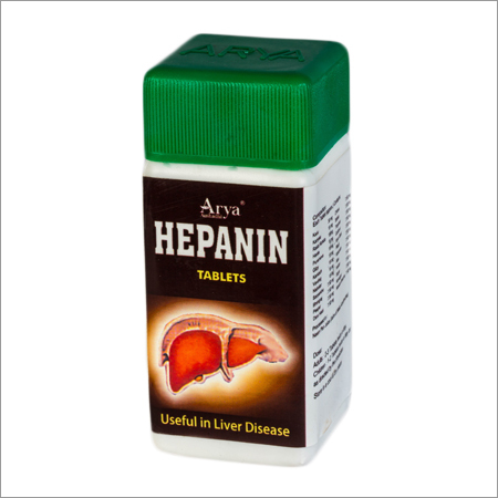 Hepanin Tablets