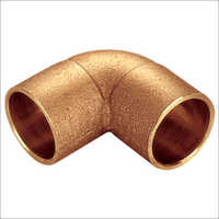 Bronze Pipe Elbow