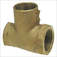 Bronze Pipe Tee Fittings