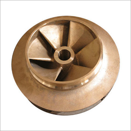 Bronze Pump Impeller