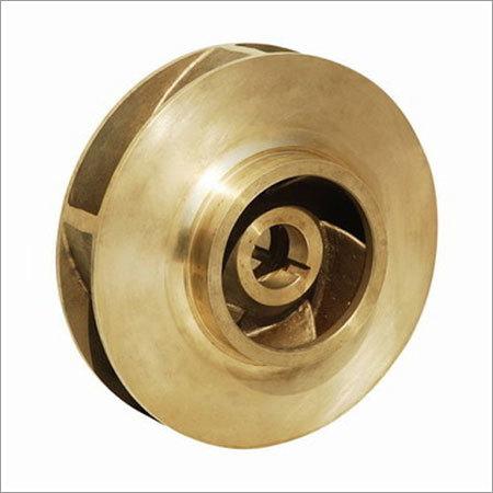 Bronze Water Pump Impeller