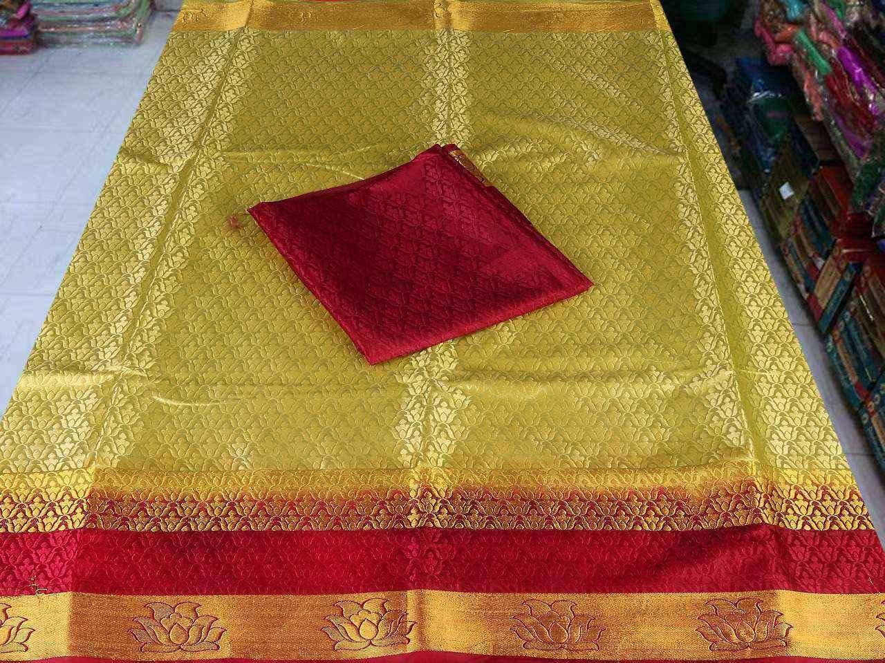 Sethnic Tussar Silk Saree Wholesaler in Surat