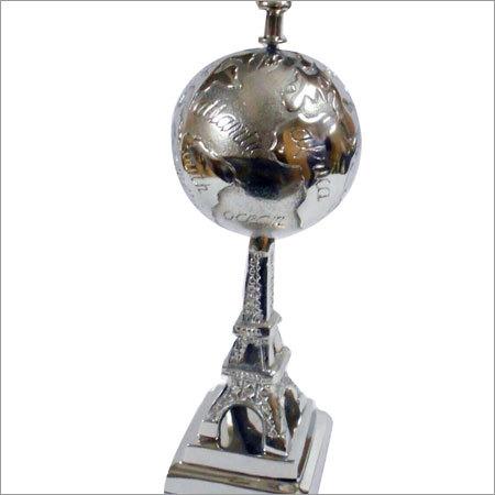 5 Inch Antique Globe