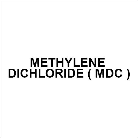 Methylene Dichloride ( MDC )