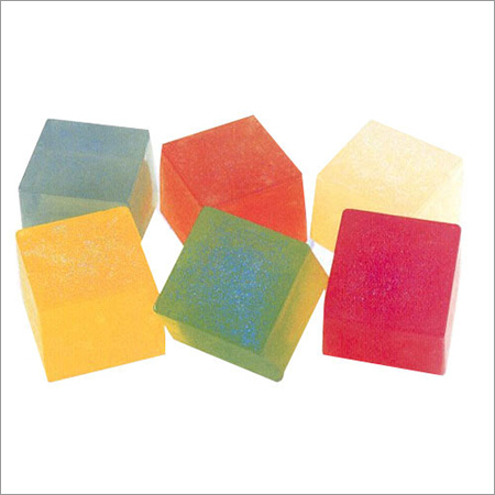 Candy Transparent Soap