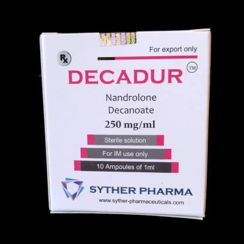 Nandrolone Decanoate (250mg/ml)