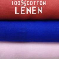 Shirting Cotton Linen Fabric 58