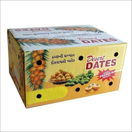 Kutch Date Packaging Box