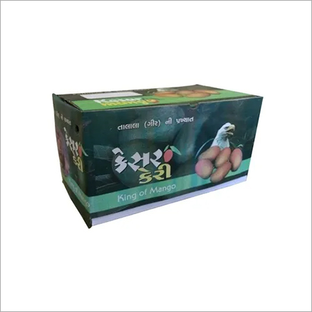 Kesar Mango Packaging Box