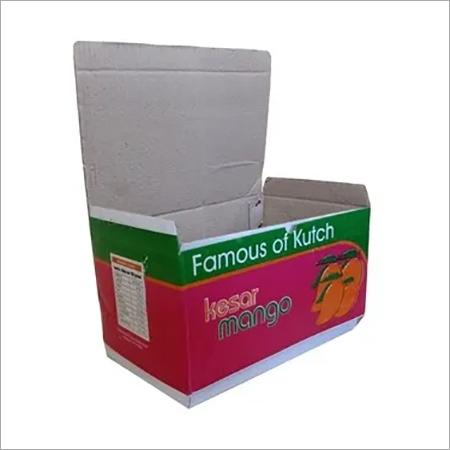 Gir Mango 10 KG Packaging Corrugated Box