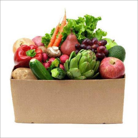 Vegetables Packaging Box
