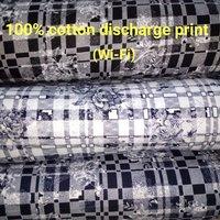 Shirting  Discharge Print Fabric (WiFi) 58