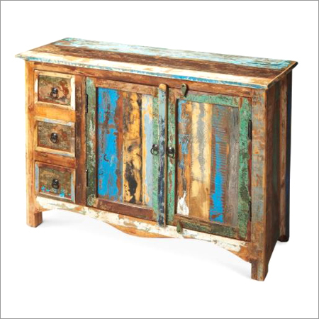 Reclaimed Drawers Chest