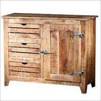 Wooden Drawers chest