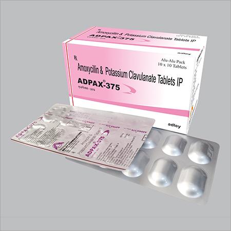 Adpax-375 Tablets