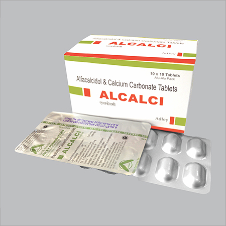 Alcalci Tablets