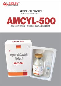 Amcyl-500 Injection