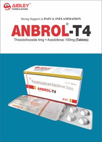 Anbrol-T4 Tablets