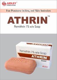 Athrin- (Permethrin 1% Soap)