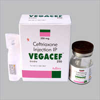 Vegacef-250mg injection