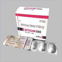Ziticin-500 Tablets