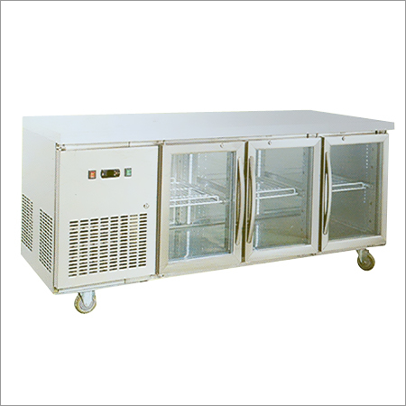Three Glass Door Chiller