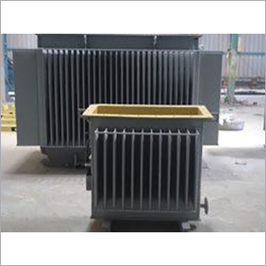 Corrugated Transformer Tank