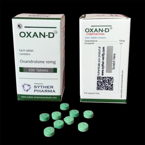 Oxandrolone (10mg)