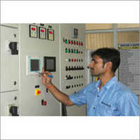 Process Boiler Electrical Control Panel