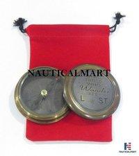 NauticalMart Marine Pocket Compass 3