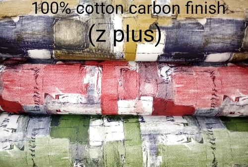 Shirting  Carbon Finish (Z Plus) Fabric 58""