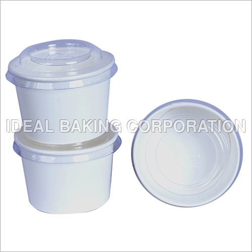 100 Ml Plastic Lid For Paper Cups