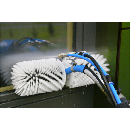 Glass Facade Cleaning System Service Provider Distributor